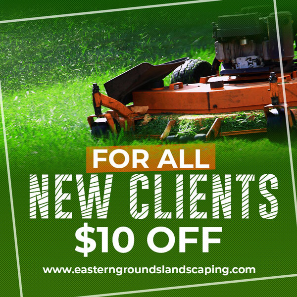 Special Offers by Eastern Grounds Landscaping